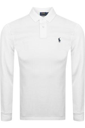 Ralph Lauren Mænd Langærmede - Long Sleeved Polo T Shirt