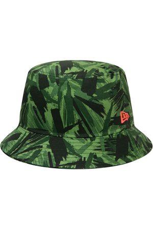 New Era Mænd Hatte - Cotton Camo Tapered Bucket Hat