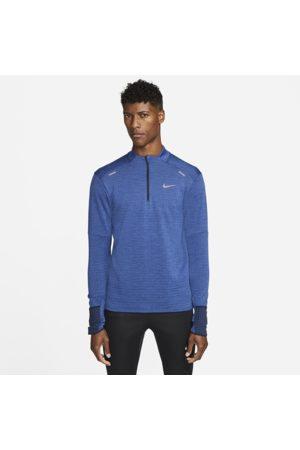 Nike Therma-FIT Repel Element-løbeoverdel med 1/2 lynlås til mænd