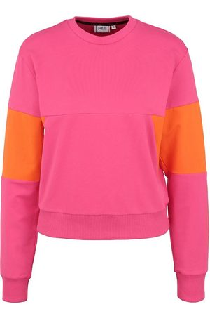 Fila Sweatshirt - Parastu - Beetroot Purple/Mandarin