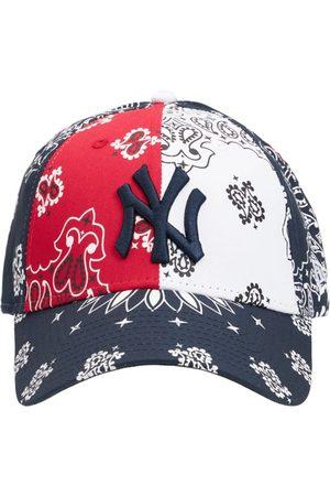New Era Mænd Kasketter - Mlb Paisley Print Ny Yankees 9forty Cap