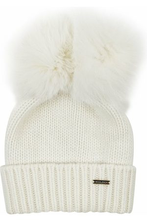 Woolrich Piger Huer - Cappello bambina in misto cashmere