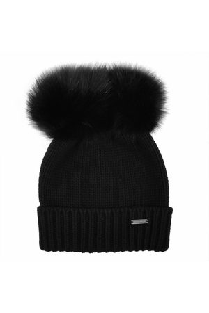 Woolrich Cappello bambina in misto cashmere
