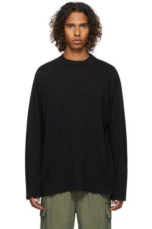 JOHN ELLIOTT Long Sleeve Mock T-Shirt