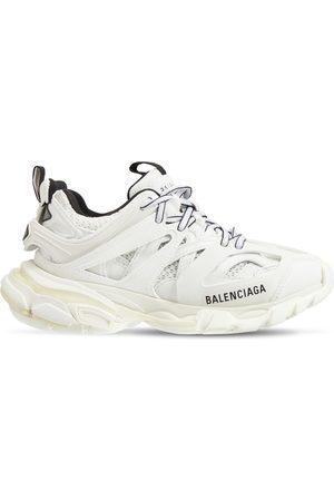 Balenciaga Kvinder Sneakers - 30mm Track Mesh & Nylon Sneakers