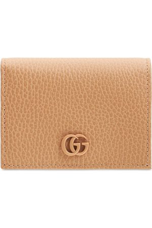 Gucci Gg Leather Card Case