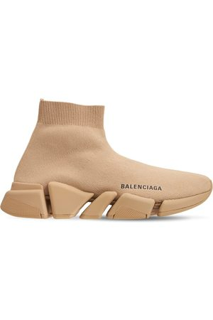 Balenciaga Kvinder Sneakers - 30mm Speed Recycled Knit Sneakers
