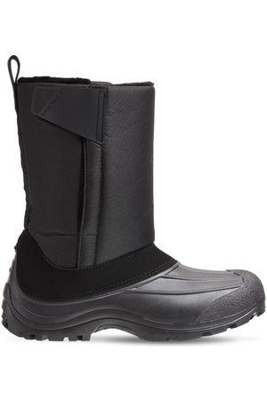 Emporio Armani Drenge Vinterstøvler - Nylon Snow Boots