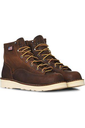 Danner Mænd Støvler - Bull Run Leather 6 inch Boot Brown