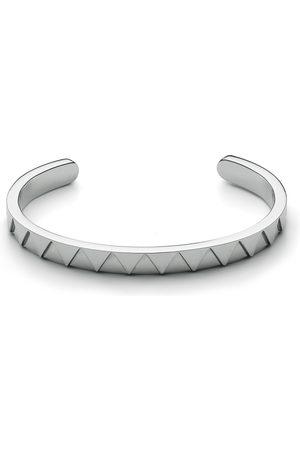 Skultuna Mænd Armbånd - GTG Cuff Polished Steel