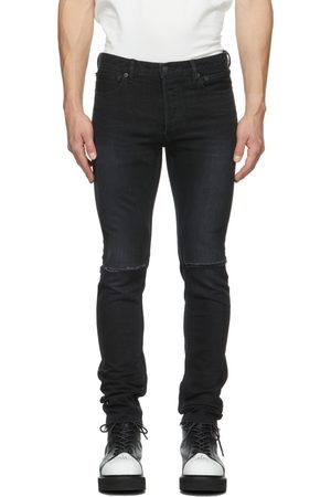 Takahiromiyashita The Soloist Mænd Slim - Slim Six Pocket Jeans