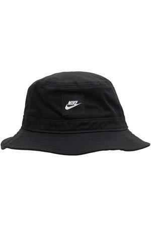 Nike Logo Cotton Bucket Hat