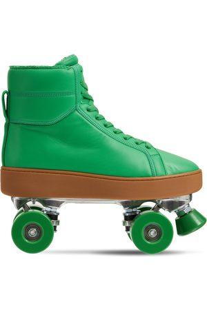 Bottega Veneta The Quilt Leather Roller Skates Sneaker