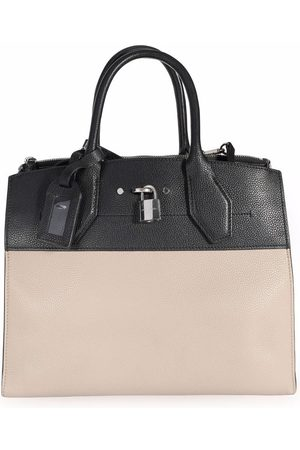LOUIS VUITTON Pre-owned City Steamer MM tote