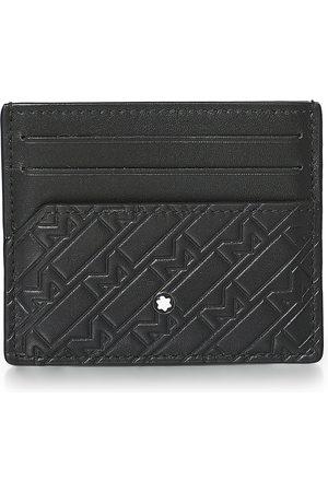 Montblanc Mænd Punge - M Gram Card Holder 6cc Black Leather
