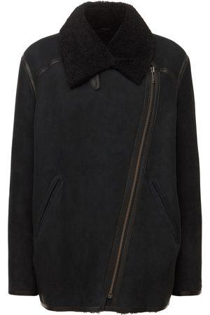 Isabel Marant Azario Shearling Jacket