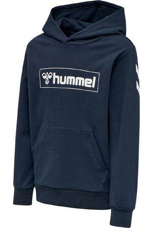 Hummel Sweatshirts - Hættetrøje - hmlBox - Navy