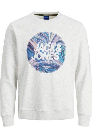 JACK & JONES Mænd Sweatshirts - Sweatshirt 'Swirl