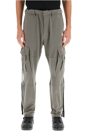 MARCELO BURLON Cargo sweatpants