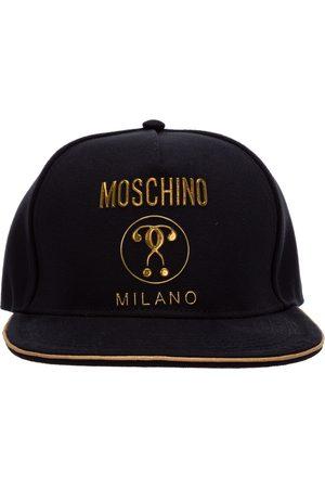 Moschino Baseball Cap Double Question Mark