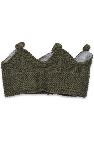 Mini A Ture Cinni Headband Solid, M Accessories Headwear Hats Beanie Lyserød