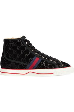 Gucci Tennis 1977 Suede Sneakers