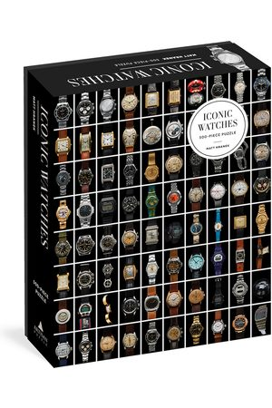 New Mags Mænd Ure - Iconic Watches 500 Pieces Puzzle