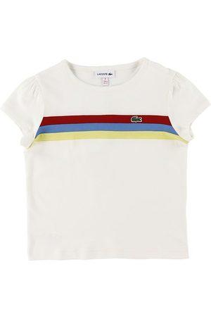 Lacoste T-shirt - Flour/Multi