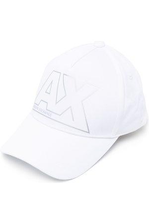Armani Logo-print cotton cap