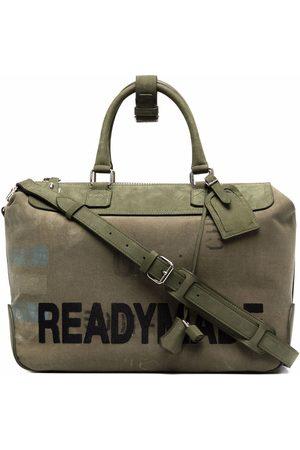 READYMADE Weekendtasker - Sportstaske med logotryk