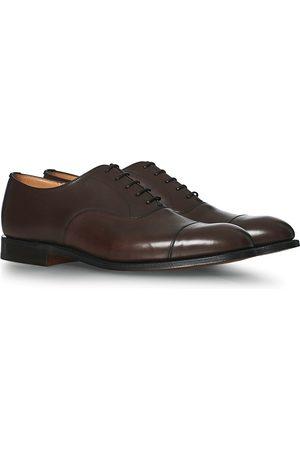 Church's Mænd Pæne sko - Consul Calf Leather Oxford Ebony
