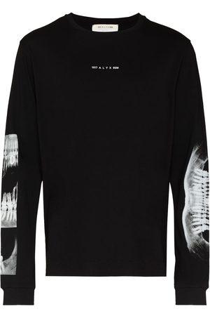1017 ALYX 9SM Mænd Langærmede - Triple-print long-sleeve T-shirt