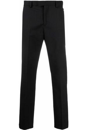 Les Hommes Mænd Slim bukser - Slim-fit suit trousers