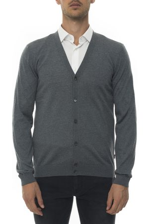 HUGO BOSS Mænd Cardigans - Cardigan with buttons