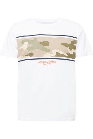 JACK & JONES Mænd Kortærmede - Bluser & t-shirts