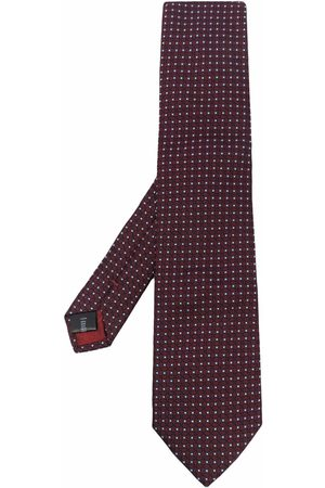 Pal Zileri Mænd Slips - Spids slips i silke