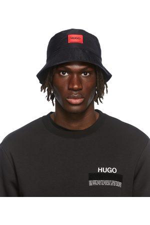 HUGO BOSS Mænd Hatte - Black Box Logo Bucket Hat