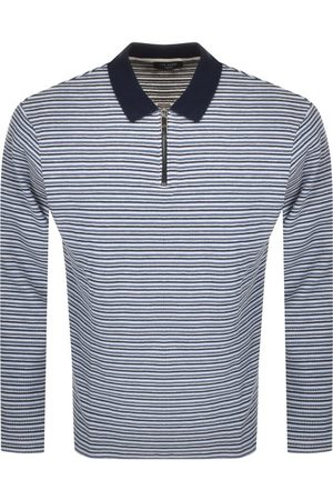 Ted Baker Beer Long Sleeved Polo T Shirt