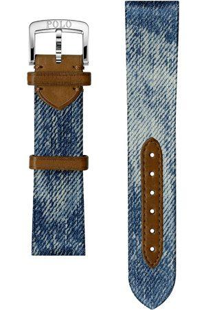 Polo Ralph Lauren Sporting Denim Strap Blue