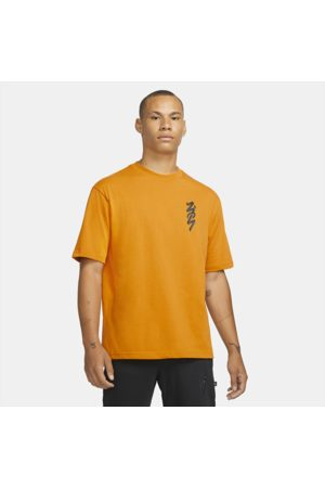 Nike Mænd Kortærmede - Kortærmet Zion-T-shirt til mænd