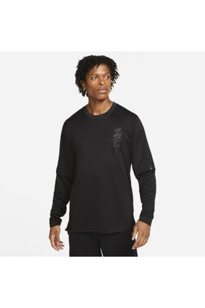 Nike Langærmet Zion-opvarmningstrøje til mænd