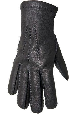 Hestra Mænds handske i hjorte skind