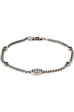 Gucci Kvinder Armbånd - Thin Interlocking G Bracelet