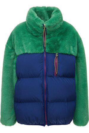 Stella McCartney Ace Nylon Puffer Coat