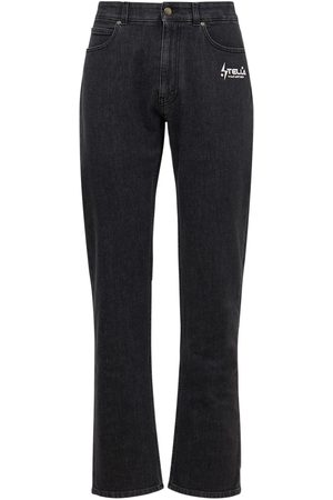 Stella McCartney Logo Jeans