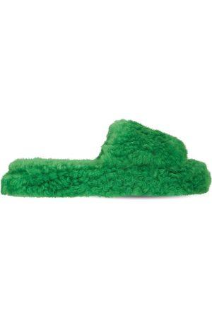 Bottega Veneta 35mm Resort Teddy Shearling Slide Sandal