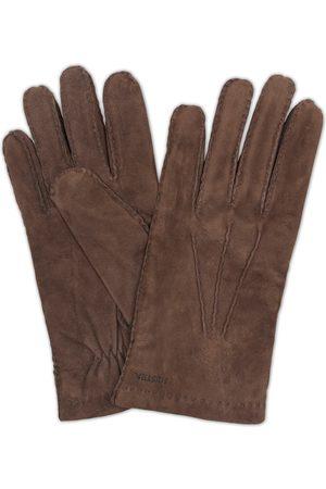 Hestra Arthur Wool Lined Suede Glove Espresso