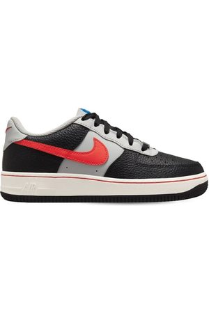 Nike Air Force 1 Emb Lace-up Sneakers