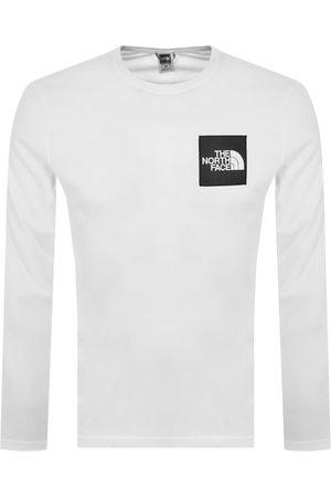 The North Face Mænd Langærmede - Boruda Long Sleeve T Shirt