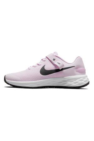 Nike Træningssko - Revolution 6 FlyEase Easy On/Off-løbesko til vej til større børn